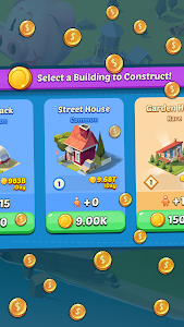 screenshot of Idle City Empire version 3.2.0