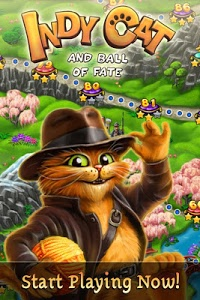 screenshot of Indy Cat for VK version 1.70