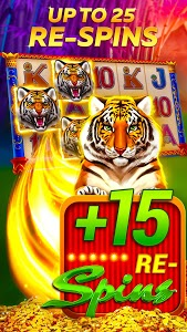 screenshot of Infinity Slots™ Free Online Casino Slots Machines version 4.14.0