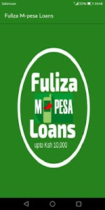 screenshot of Fuliza Mpesa Loans- quick instant personal loans version 1.0