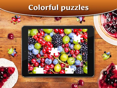 screenshot of Jigsaw Puzzle Collection HD - puzzles for adults version 1.2.0