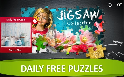 screenshot of Jigsaw Puzzle Collection HD - puzzles for adults version 1.1.1