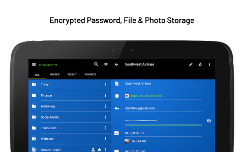 screenshot of Keeper: Free Password Manager & Secure Vault version 13.0.2