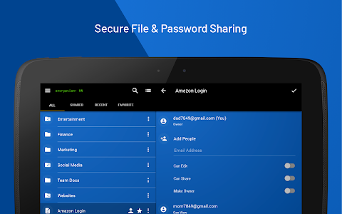 screenshot of Keeper Password Manager version 14.2.4.2