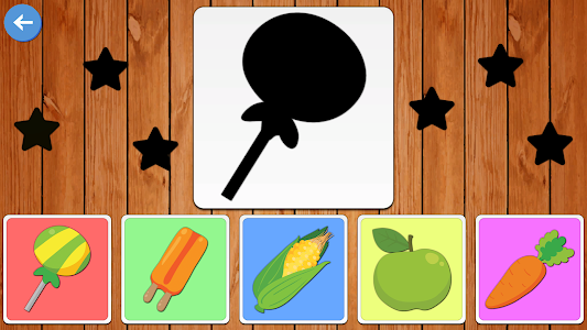 screenshot of Kids Educational Game 5 version 2.2