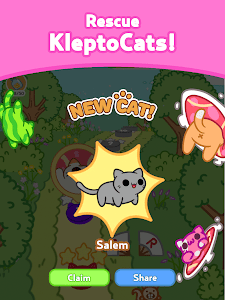 screenshot of KleptoCats Mystery Blast version Varies with device