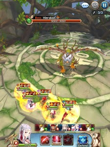 screenshot of Knights Chronicle version 2.7.0