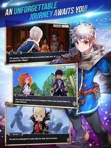 screenshot of Knights Chronicle version 2.4.1