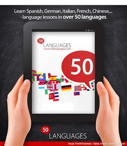 screenshot of Learn 50 languages version 11.2