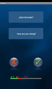 screenshot of Learn English with Phrases version Varies with device