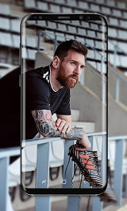 screenshot of Lionel Messi HD Wallpapers - Football Wallpapers version 1.1