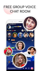 screenshot of Find Friends,Chat with Strangers,Cuddle Voice Chat version 1.25.0-200213122