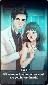 screenshot of Love Story Games: Amnesia version 21.0