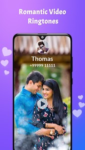 screenshot of Love Video Ringtone for Incoming Call version 3.0.4