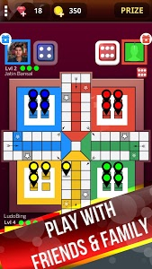 screenshot of Ludo Bing version Varies with device