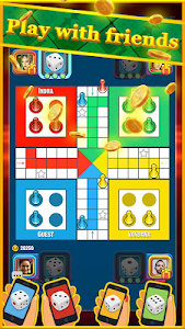 screenshot of Ludo Master™ - New Ludo Game 2019 For Free version 3.5.4