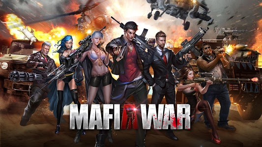 screenshot of Mafia War version 0.2.58