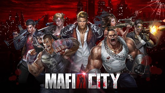 screenshot of Mafia City version 0.9.5