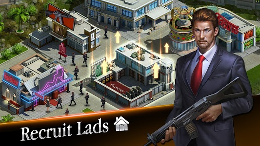 screenshot of Mafia War version 0.2.63