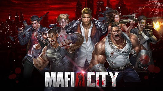 screenshot of Mafia City version 1.3.70
