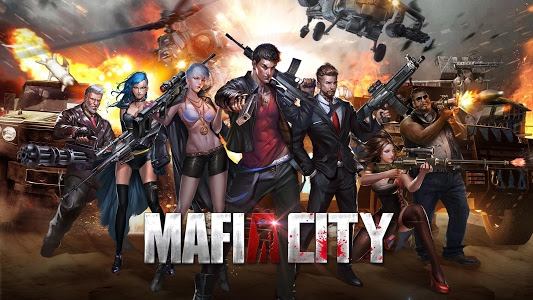 screenshot of Mafia City version 0.7.53