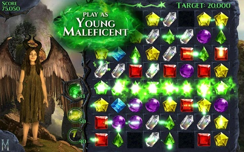 screenshot of Maleficent Free Fall version 8.3.0