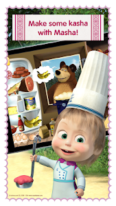 screenshot of Masha and Bear: Cooking Dash version Varies with device