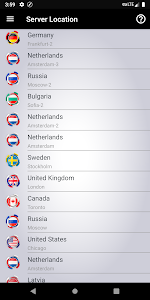 screenshot of Electro VPN - Fast, Free, Security Proxy version 4.5