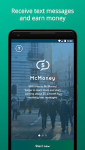 screenshot of McMoney version 3.3.0