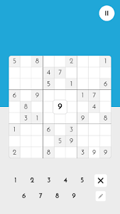 screenshot of Minimal Sudoku version 2.6.1