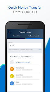 screenshot of Mobile Recharge,Bill Payments,UPI & Money Transfer version 12.3