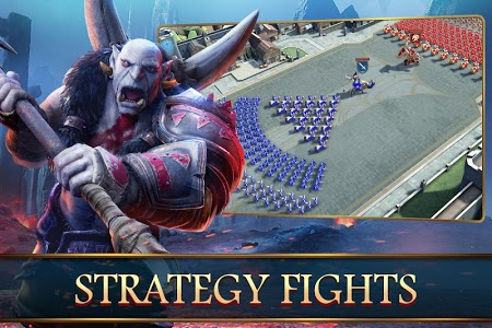 screenshot of Mobile Royale MMORPG - Build a Strategy for Battle version 1.1.4