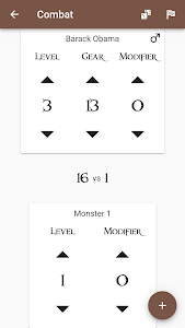 screenshot of Munchkin Level Counter version 10.2.6