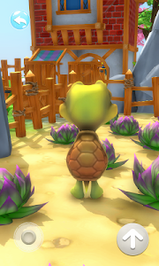 screenshot of My Talking Turtle version 1.0.3