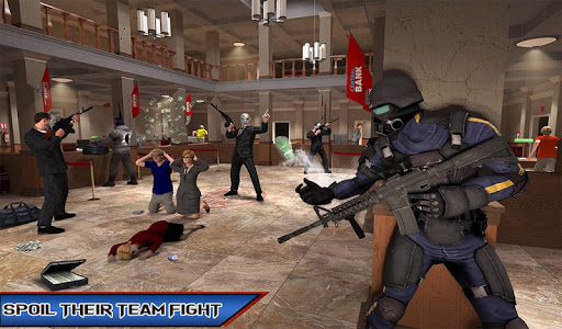 screenshot of NY Police Battle Bank Robbery Gangster Crime version 2.6.2