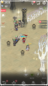 screenshot of Necromancer version 5.7