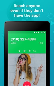 screenshot of Nextplus Free SMS Text + Calls version 2.5.1