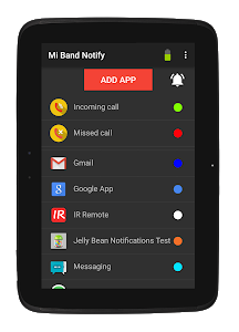 screenshot of Notify & Fitness for Mi Band version 8.7.10