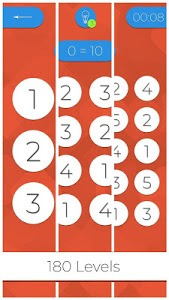 screenshot of Numbers 2 Developing puzzle version 1.4