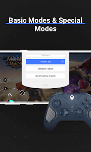 screenshot of Octopus - Play games with gamepad,mouse,keyboard version 3.6.4