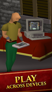 screenshot of Old School RuneScape version 181.2