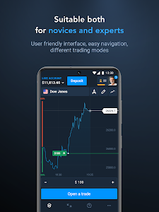 screenshot of Olymp Trade – Online Trading App version 6.5.4258