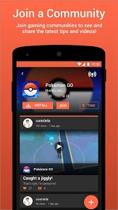 screenshot of Omlet Arcade (Pokemon Go Chat) version 1.7.0
