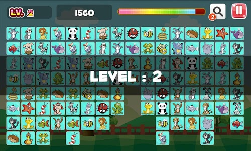 screenshot of Onet Connect Animal version 6.0