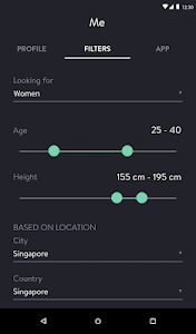 screenshot of Paktor: Meet New People version Varies with device