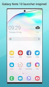 screenshot of Perfect Note10 Launcher for Galaxy Note,Galaxy S A version 1.6.1
