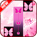 Download Pink Butterfly Piano Tiles 2018 1.2 APK