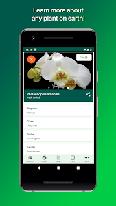 screenshot of PlantSnap - Identify Plants, Flowers, Trees & More version 1.20