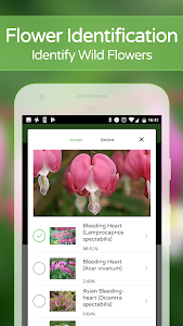 screenshot of PlantSnap - Identify Plants, Flowers, Trees & More version 1.17