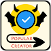 Download Popular creator TK get fans and likes booster TIK 1.1 APK